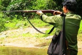 Nghệ An: Đi săn, một thầy giáo trúng đạn tử vong