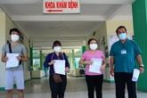 Tiếp tục có 23 bệnh nhân mắc COVID-19 được chữa khỏi tại Đà Nẵng