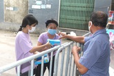 Cận cảnh khu vực cách ly y tế nơi gia đình nữ du học sinh tỉnh Hải Dương sinh sống