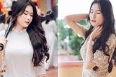 Nhan sắc trong trẻo của cô gái Hải Dương 18 tuổi thi Hoa hậu Việt Nam 2020
