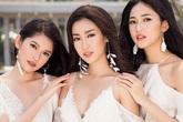 Top 3 Hoa hậu Việt Nam 2016 sau bốn năm: Người lấy chồng đại gia, người vẫn theo đuổi giấc mơ nổi tiếng