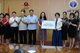 Bộ Y tế tiếp nhận 50.000 test xét nghiệm virus SARS-CoV-2 từ Sao Thái Dương