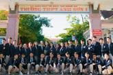 Thán phục với lớp học có đến 17 học sinh trên 27 điểm ở Nghệ An
