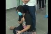 Cảm động cô gái lập bàn thờ cha trong phòng cách ly ở Bình Dương