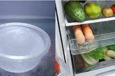 Đặt thứ này vào tủ lạnh, điều lạ xảy ra không chỉ với rau củ quả, mà với cả hóa đơn tiền điện cuối tháng