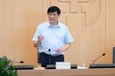 Quyền Bộ trưởng Nguyễn Thanh Long: Bộ Y tế hỗ trợ toàn diện cho Hà Nội