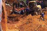Phú Thọ: Sập công trình trong trung tâm hướng nghiệp khiến nhiều người tử vong