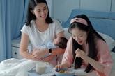 Đi thăm bạn mới sinh, Hoa hậu Ngọc Hân nấu món ăn lạ miệng dễ làm mà đẹp lung linh khiến cộng đồng mạng muôn phần nể phục!