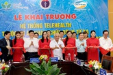 Quyền Bộ trưởng Bộ Y tế: Khám, chữa bệnh từ xa vừa phục vụ người bệnh, vừa cải thiện hệ thống cơ sở y tế