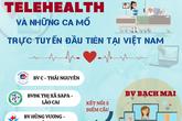 [Infographic] - Telehealth và những ca mổ trực tuyến đầu tiên đi vào lịch sử Việt Nam