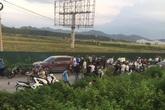 Bắc Giang: Danh tính 2 đối tượng trên xe 16 chỗ cố tình tông chiến sĩ cảnh sát cơ động tử vong