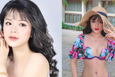 Nhan sắc nóng bỏng của hot girl đóng phim từ năm 10 tuổi thành MC VTV