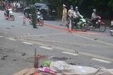 Phú Thọ: Ô tô 7 chỗ va chạm với xe máy khiến 3 người phụ nữ tử vong