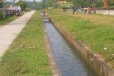 Bắc Giang: Phát hiện thi thể cụ ông 79 tuổi dưới mương nước