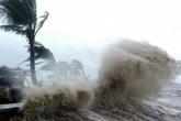 Tin mới nhất về bão số 5: Dự báo mưa rất lớn ở miền Trung
