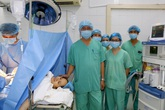 Hội chẩn mổ lấy thai thành công cho sản phụ có tiền sử sẩy thai 2 lần