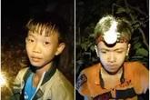 Thái Nguyên: Giải cứu 2 học sinh mắc kẹt ở vách đá cheo leo trên núi Nản