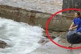 Nhân viên quán cà phê quăng nhiều bao rác xuống biển Vũng Tàu gây phẫn nộ: Chủ quán nhận sai