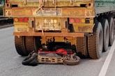 Va chạm với xe container, nam thanh niên 18 tuổi ở Hải Dương tử vong tại chỗ