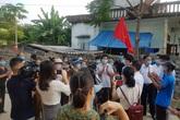 Sầm Sơn dỡ cách ly y tế tại nơi ghi nhận BN748