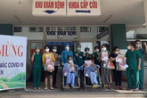 Đà Nẵng có 11 bệnh nhân khỏi COVID-19 trong ngày Tết Độc lập