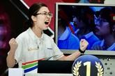 Điều ít biết về thí sinh nữ duy nhất chung kết Olympia vừa bất ngờ giành vòng nguyệt quế