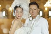 Vợ chồng Trịnh Kim Chi kỷ niệm 20 năm ngày cưới