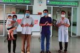 3 người trong một gia đình ở Bắc Giang khỏi COVID-19