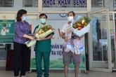 """Bệnh nhân cuối cùng xuất viện, Đà Nẵng chính thức """"sạch bóng"""" COVID-19"""