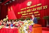 Quảng Ninh khai mạc đại hội Đảng bộ lần thứ 15 (2020-2025)