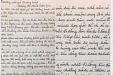 Bức thư tay của cụ bà gửi Đường Lên Đỉnh Olympia: Là fan cứng của chương trình, bà ngoại của cựu thí sinh