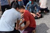 Công an Hà Tĩnh nổ súng chỉ thiên vây bắt nhóm đối tượng vận chuyển ma túy