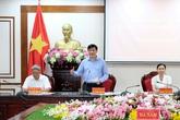 Phấn đấu đưa BV Bạch Mai, Việt Đức cơ sở 2 tại Hà Nam đi vào hoạt động trong năm 2020