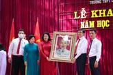 Phó Chủ tịch nước Đặng Thị Ngọc Thịnh dự khai giảng năm học mới tại TP HCM