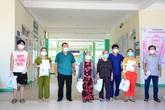 Tiếp tục công bố 11 bệnh nhân mắc COVID-19 được chữa khỏi tại Đà Nẵng