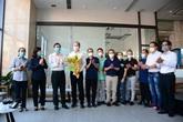 Khắc sâu tình cảm và sự hỗ trợ của đoàn y tế TP.HCM đối với Đà Nẵng