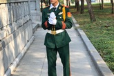 Chàng quân nhân 2K nổi tiếng cộng đồng mạng nhờ đẹp trai