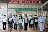 29 bệnh nhân mắc COVID-19 được chữa khỏi tại Đà Nẵng và Quảng Nam