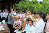 Tiếp vụ 559 cán bộ dân số xã mất việc ở Thanh Hóa: Mong muốn địa phương giải quyết thấu đáo, vừa hợp lý vừa hợp tình