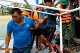 Quảng Bình: Cứu sống 4 thuyền viên gặp nạn trên biển