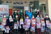 Bệnh viện dã chiến Hòa Vang chỉ còn điều trị cho 13 bệnh nhân COVID-19