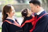 Chân dung bà xã xinh đẹp, MC Trần Tùng vội vã cưới khi cô vừa tròn 18 tuổi