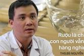 Chuyên gia chống độc: Say rượu chính là ngộ độc mức nhẹ, 5 cách phòng tránh ngộ độc rượu