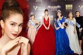 Ngọc Trinh liên quan gì đến cuộc thi nhan sắc 'chui' vừa bị phạt mức cao nhất?