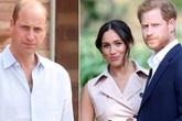 Hoàng tử William lần đầu lên tiếng về cú sốc rời khỏi hoàng gia của em trai, lời nói khiến ai cũng xót xa