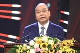 Thủ tướng dự Lễ công bố và trao Giải Búa liềm vàng lần thứ IV