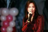 """Nhan sắc thời xưa của Song Hye Kyo bị """"khui"""" lại qua loạt ảnh cách đây hơn 1 thập kỷ"""