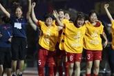 Thầy Park dự khán, tuyển nữ Việt Nam đoạt vé vào play-off Olympic 2020