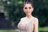 Á hậu Trương Thị May chỉ cưới chồng khi mẹ đồng ý