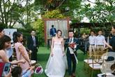 """Anh trai nhờ bạn """"hốt em nó đi giúp"""" và thế là 3 năm sau cô em gái bị """"hốt"""" bằng một đám cưới vui hết sảy ở Singapore"""